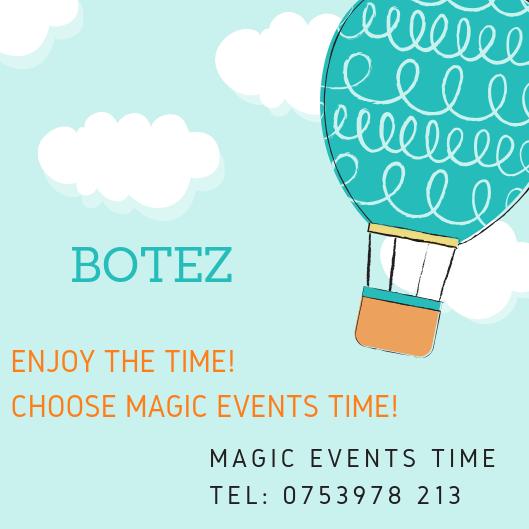 Servicii - magiceventstime.ro - Botez