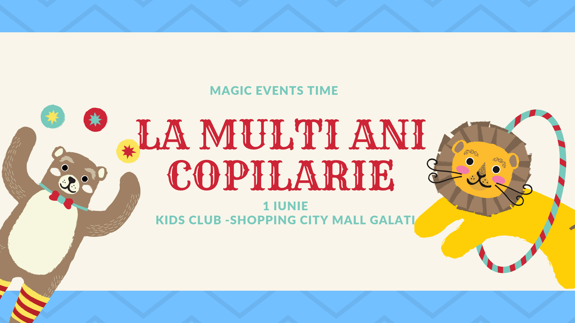 Blog La multi ani Copilarie !