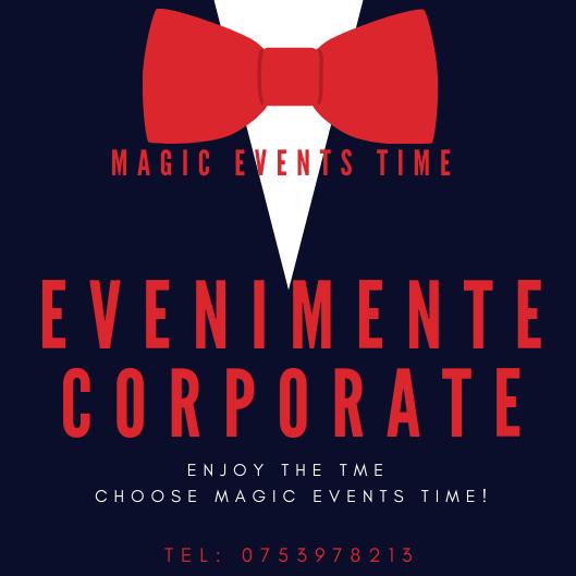 Servicii - magiceventstime.ro - Corporate