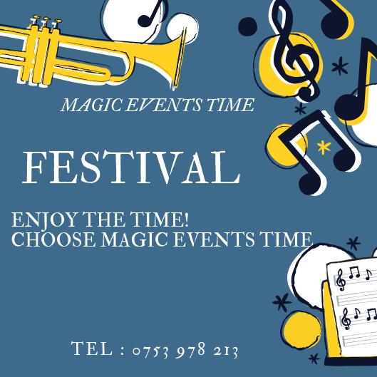 Servicii - magiceventstime.ro - Festival